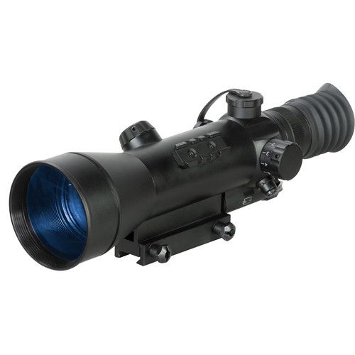ATN Night Arrow 4-CGTI Night Vision Riflescope (Matte Black)