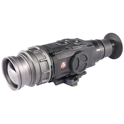 ATN ThOR 640 1.5x Thermal Weapon Sight (30Hz)