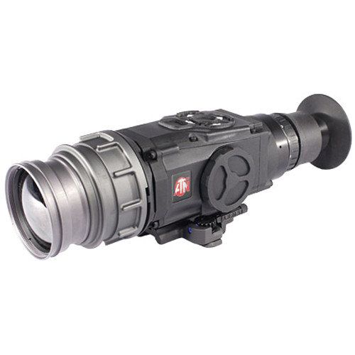 ATN ThOR 640 2.5x Thermal Weapon Sight (30Hz)