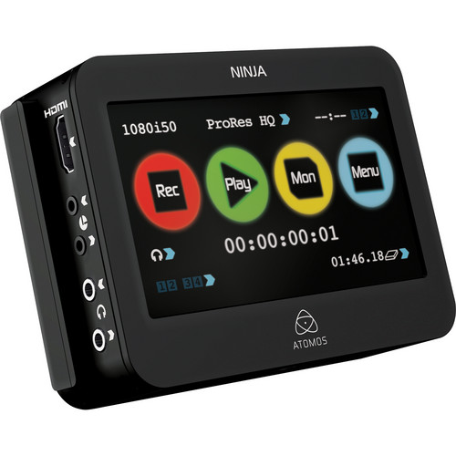 Atomos Ninja Video Hard Disk Recorder