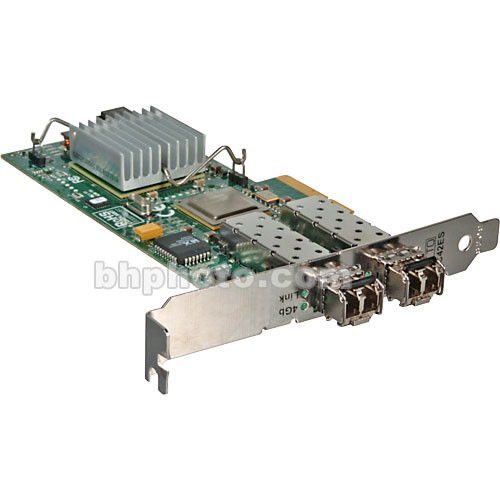 ATTO Technology Celerity FC-42ES 4Gb FC Dual-Channel PCI Express Host Adapter