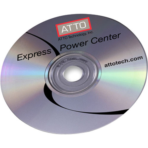 ATTO Technology Express Power Center Software Utility