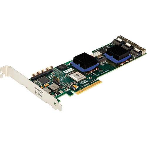 ATTO Technology ExpressSAS H60F 16-Internal Port 6Gb/s SAS/SATA Host Bus Adapter