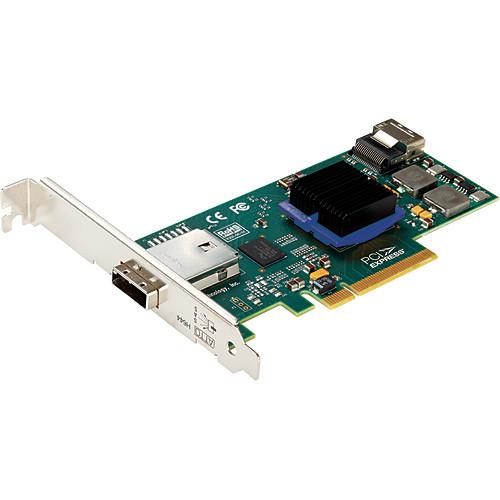 ATTO Technology ExpressSAS 6 Gbps SAS/SATA Host Bus Adapter