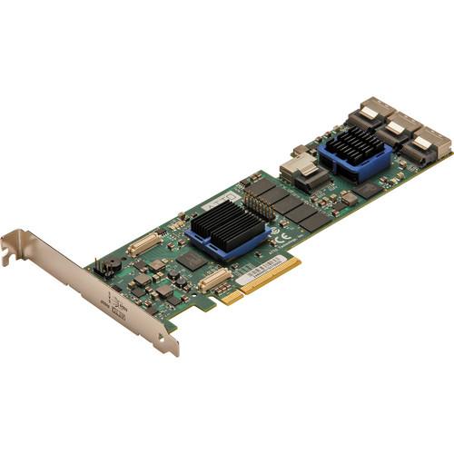 ATTO Technology ExpressSAS R60F 16-Port Internal 6Gbps SAS/SATA RAID Adapter