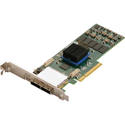 ATTO Technology ExpressSAS R680 8-Port External 6 Gbps SAS/SATA RAID Adapter