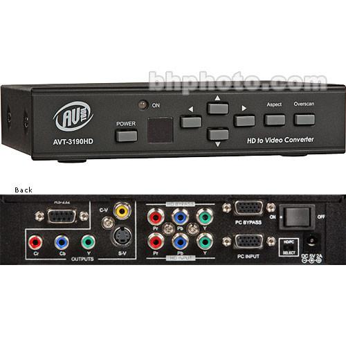 AV Toolbox AVT-3190 Scan Converter