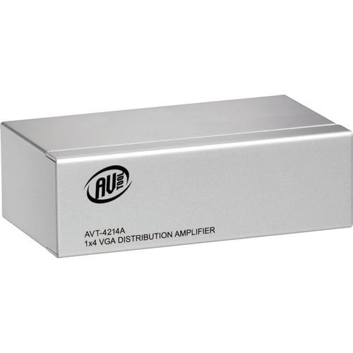 AV Toolbox AVT-4214A PC Signal Distribution Amplifier (1x4)