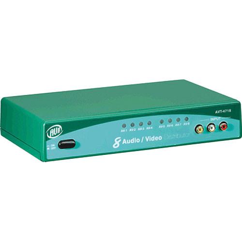 AV Toolbox AVT-4718 Composite Video Distribution Amplifier