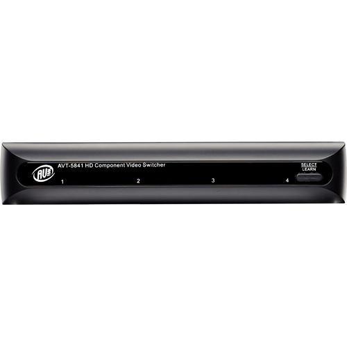 AV Toolbox AVT-5841 YPbPr HDTV Component Video & Stereo Audio Routing Switcher