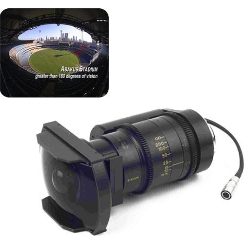 Abakus 381-S16 Super 16mm Super Ultra-Wide Stadium Lens