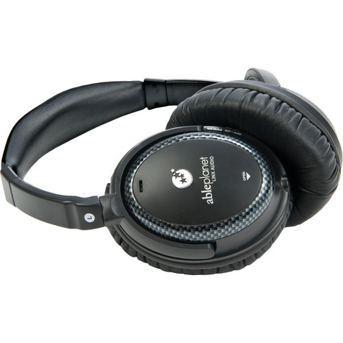 Able Planet Active Noise Canceling Headphones with Linx Audio