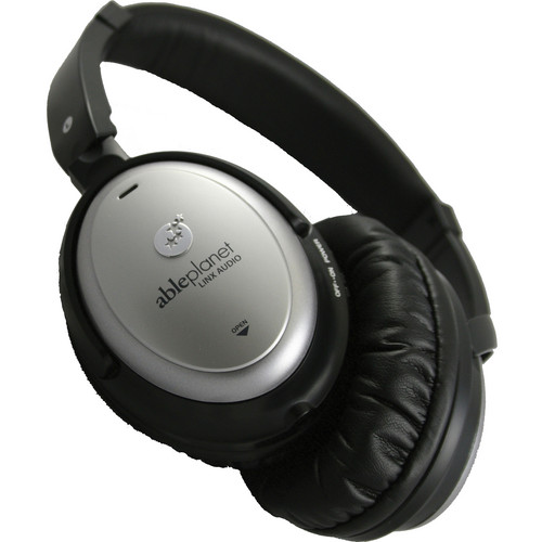 Able Planet NC500TF True Fidelity Active Noise Canceling Headphones