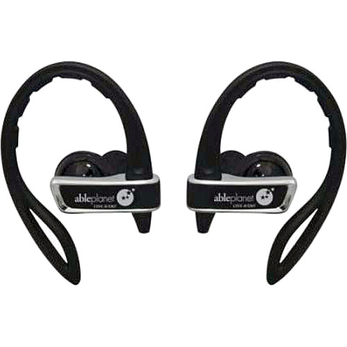 Able Planet SI350 True Fidelity Sport In-Ear/Hook Headphones with Mic/Remote