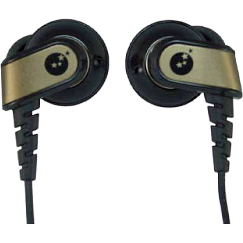 Able Planet SI500 Sound Clarity Noise Isolation In-Ear Headphones with Mic/Remote