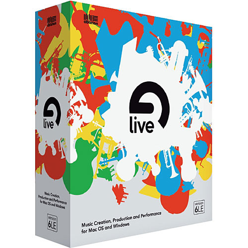 Ableton Live 6 LE - Music Software