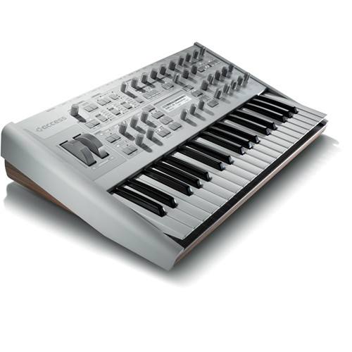 Access Music Virus TI2 Polar 37-Key Programmable Keyboard Synthesizer