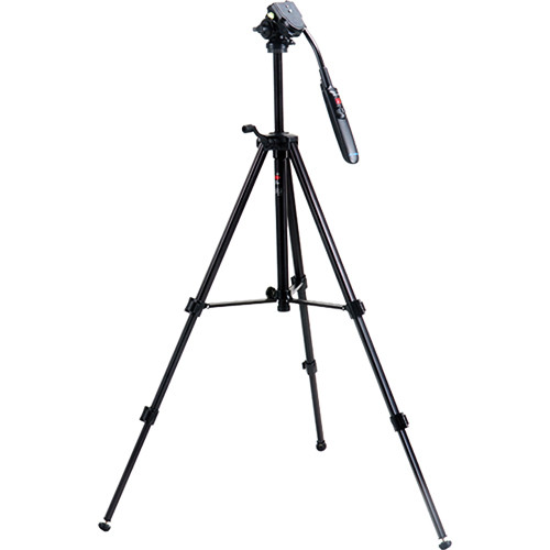 Acebil i-405DX Tripod with RMC-P3PL Zoom Control Handle