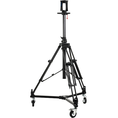 Acebil PD1800 Pro Pedestal with D3 Dolly and Carry Case