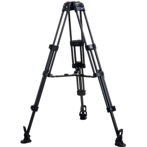 Acebil T1002CM Carbon Fiber Tripod with 100mm Bowl and Mid-Level Spreader