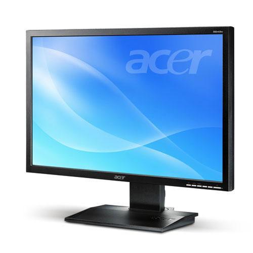 "Monitor de computador LCD panorâmico Acer B223W bdmr 22 """