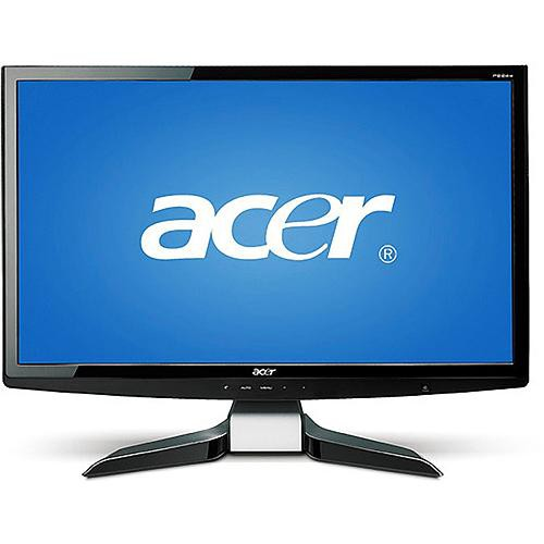 "Acer P224W bd 22"" Widescreen LCD Computer Display"