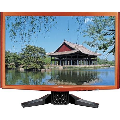 """Acer G24 24"""" Widescreen LCD Computer Display"""