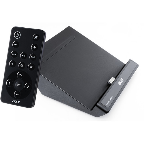 Acer Iconia Tab A500 and A501 Docking Station with IR Remote