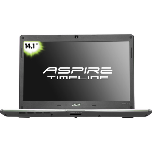 "Acer Aspire Timeline AS4810TZ-4474 14"" Notebook Computer"