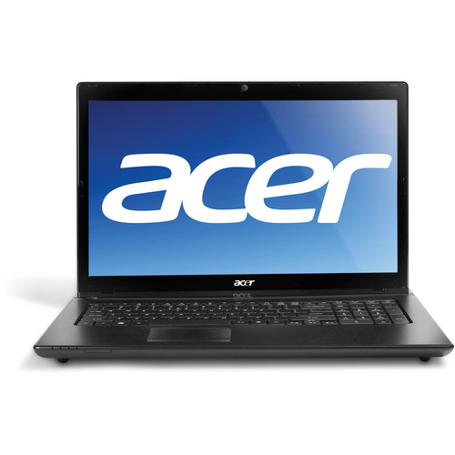 "Acer 750GB 17.3"" Aspire AS7750G-9411 Notebook (Black)"