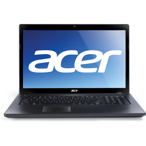 "Acer Aspire AS7739Z-4008 17.3"" Notebook Computer (Mesh Black)"