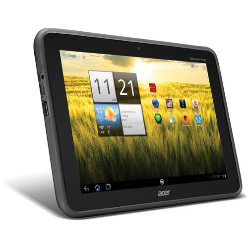 Acer A200 Bumper Case (Gray)