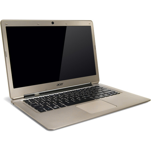 "Acer Aspire S3-391-6407 13.3"" Ultrabook Computer (Champagne)"