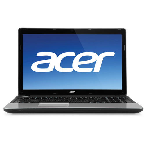"Acer Aspire E1-531-4444 15.6"" Notebook Computer (Glossy Black)"