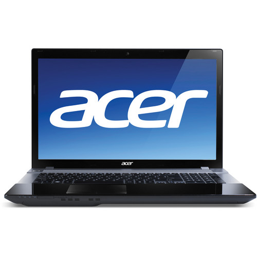 "Acer Aspire V3-731-4695-US 17.3"" Notebook Computer (Midnight Black)"