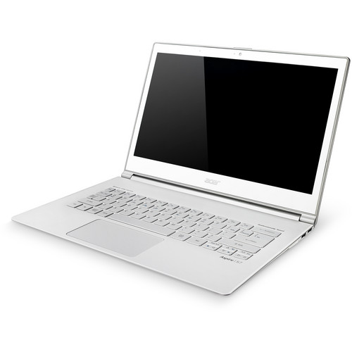 "Acer Aspire S7 S7-391-6810 13.3"" Multi-Touch Ultrabook Computer (White)"