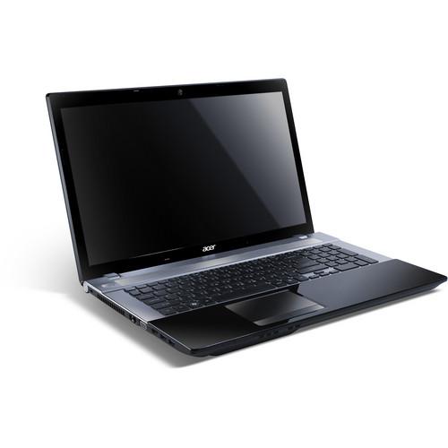 """Acer Aspire V3-771-6833 17.3"""" Notebook Computer (Midnight Black)"""