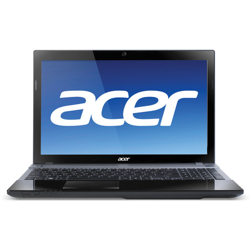 "Acer Aspire V3-551-8809-US 15.6"" Notebook Computer (Midnight Black)"