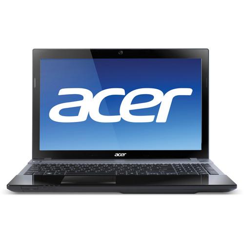 """Acer Aspire V3-551-8809-US 15.6"""" Notebook Computer (Midnight Black)"""