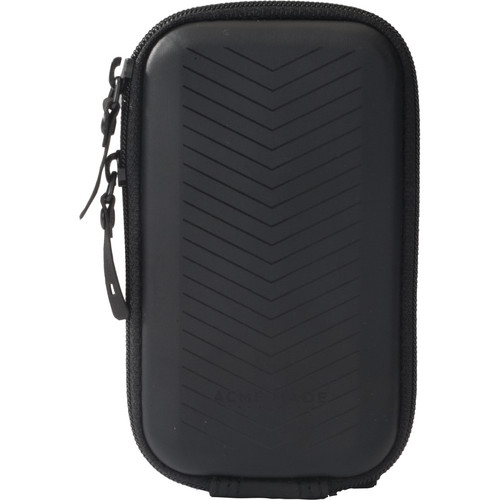 Acme Made Sleek Video Pouch (Matte Black Chevron)