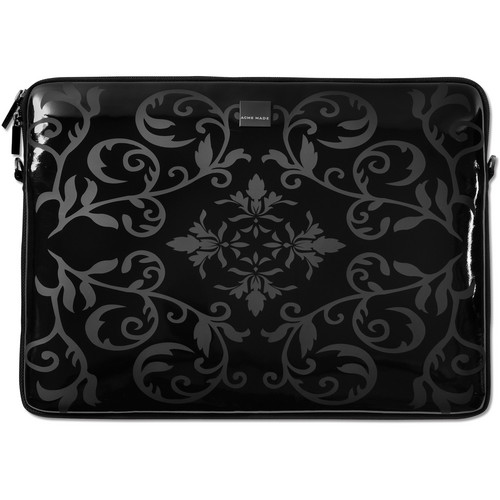 """Acme Made The Lombard Sleeve for a 15"""" MacBook Pro Laptop (Black Antik)"""