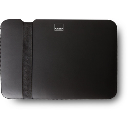 "Acme Made Skinny Sleeve for the 13"" MacBook Air Laptop (Matte Black)"
