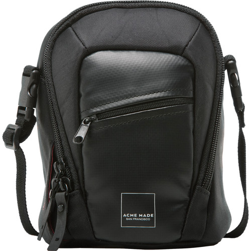 Acme Made The Union Ultra-Zoom Bag (Black)