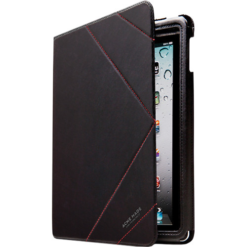 Acme Made The Orikata for the iPad 2 (Nubuck Polyurethane, Black)