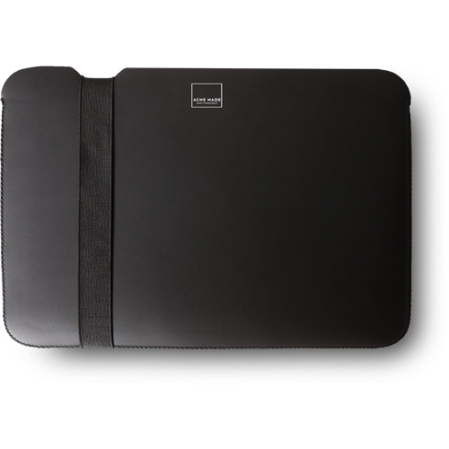 "Acme Made Skinny Sleeve for the 13"" MacBook Pro Laptop (Matte Black)"