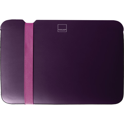 "Acme Made Skinny Sleeve for 15"" MacBook Pro (Purple/Pink)"