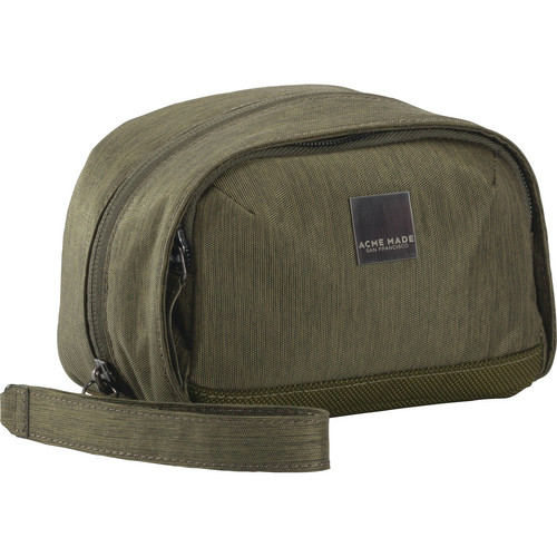 Acme Made Montgomery Street Case (Olive Green)