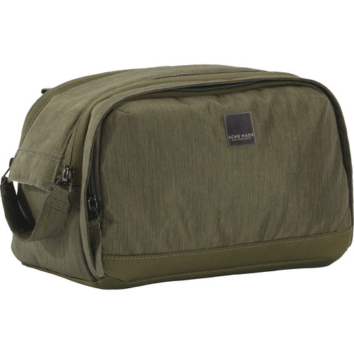 Acme Made Montgomery Street Kit Bag (Olive Green)