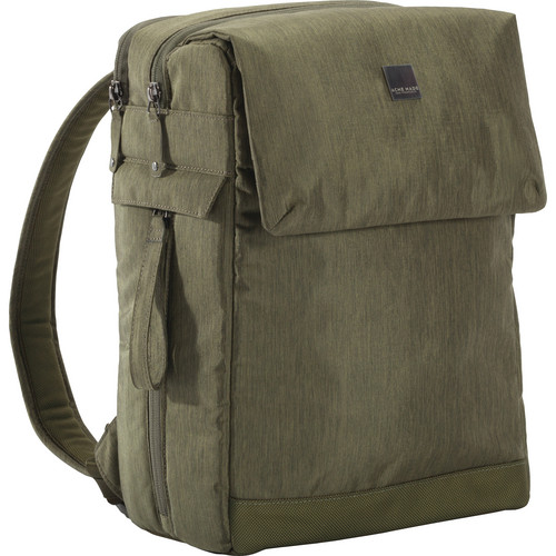 Acme Made Montgomery Street Backpack (Olive Green)