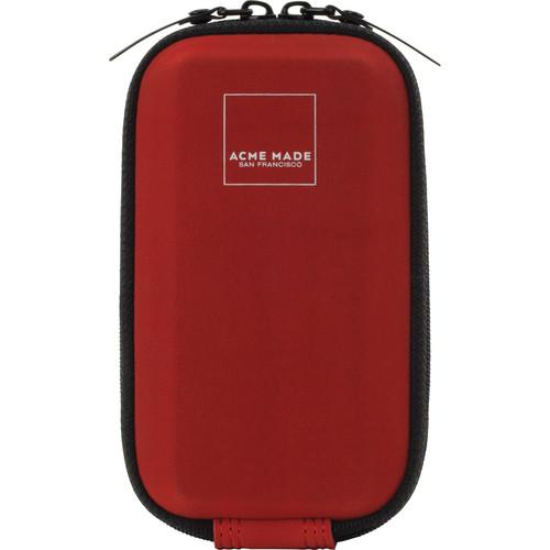 Acme Made Oak Street Hard Case (Red)